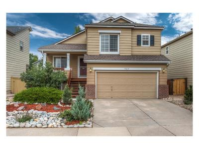 Highlands Ranch Single Family Home Under Contract: 9815 Sydney Lane