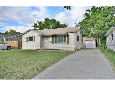 Aurora, Denver Single Family Home Active: 2240 Macon Street
