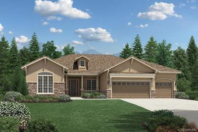 Broomfield Single Family Home Active: 15635 Deer Mountain Circle