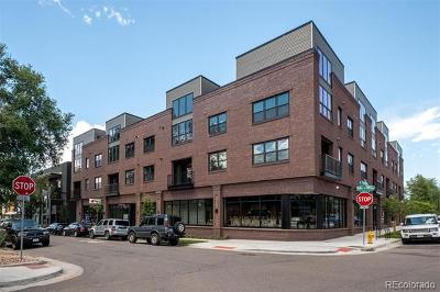 Washington Park Condo/Townhouse Active: 431 East Bayaud Avenue #213