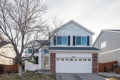 Highlands Ranch Single Family Home Active: 8924 Miners Drive