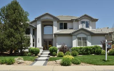 Superior Single Family Home Active: 3362 West Torreys Peak Drive