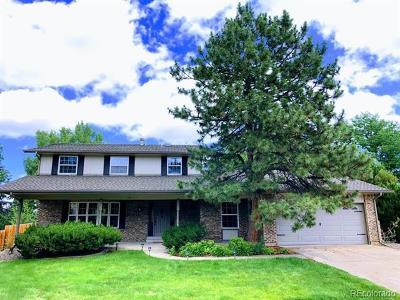 Centennial Single Family Home Active: 8046 South Harrison Way