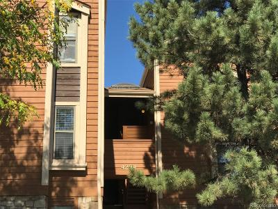 Aurora Condo/Townhouse Active: 4294 South Salida Way #6