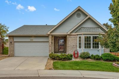 Highlands Ranch Single Family Home Under Contract: 4965 Greenwich Lane