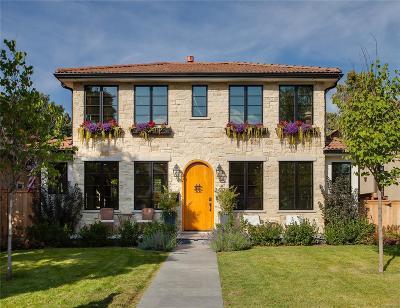 Single Family Home Active: 2625 South Saint Paul Street