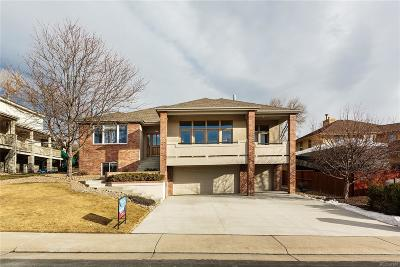 Arvada Single Family Home Active: 7506 Routt Lane
