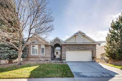 Highlands Ranch Single Family Home Active: 5406 Shetland Court