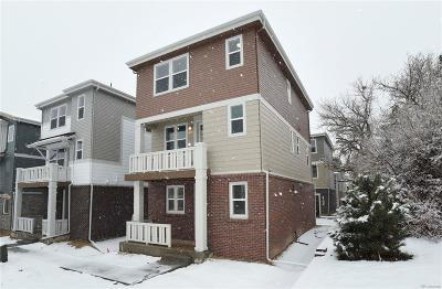 Aurora Single Family Home Active: 12894 East Dickenson Avenue