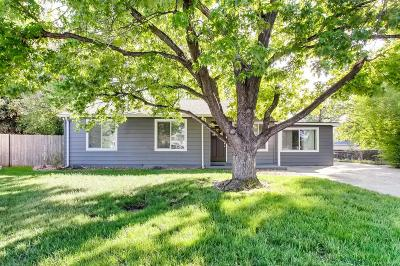 Wheat Ridge Single Family Home Under Contract: 4455 Harlan Court
