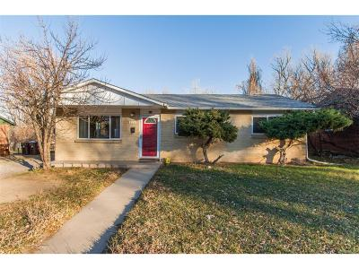 Boulder Single Family Home Under Contract: 820 30th Street
