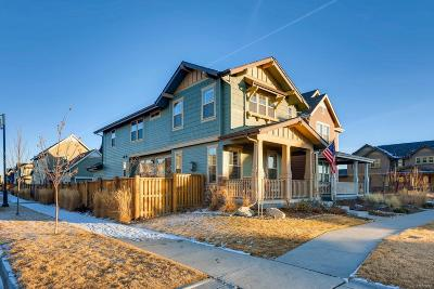 Denver Single Family Home Active: 4948 Willow Street