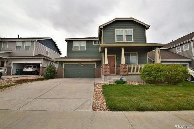 Commerce City Single Family Home Active: 16284 East 107th Place