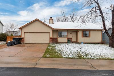 Thornton Single Family Home Active: 9742 Adams Street