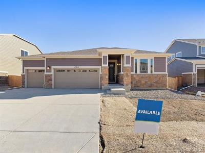 Broomfield Single Family Home Active: 17056 Navajo Street