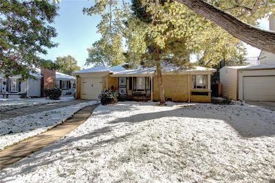 East Colfax, Montclair Single Family Home Active: 1020 Krameria Street