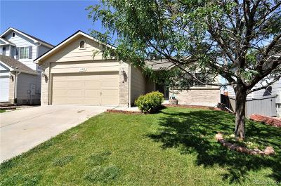 Parker Single Family Home Active: 12553 South Sopris Creek Drive