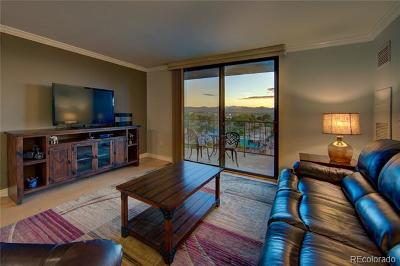 Denver Condo/Townhouse Active: 1301 Speer Boulevard #1002