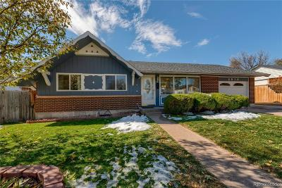 Weld County Single Family Home Active: 2510 West 25th St Rd