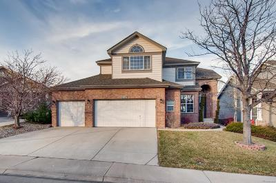 Arvada Single Family Home Under Contract: 16927 West 71st Place