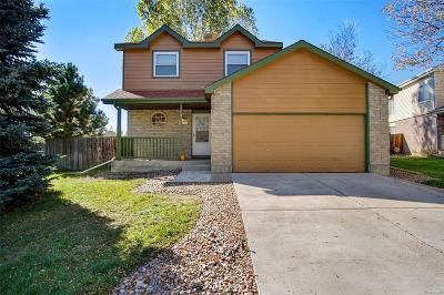 Broomfield Single Family Home Active: 13121 Bryant Circle