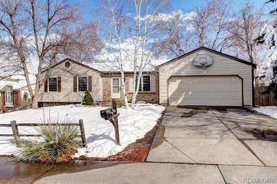 Centennial Single Family Home Active: 5316 South Telluride Court