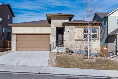 Castle Rock Single Family Home Active: 3325 Ghost Dance Drive