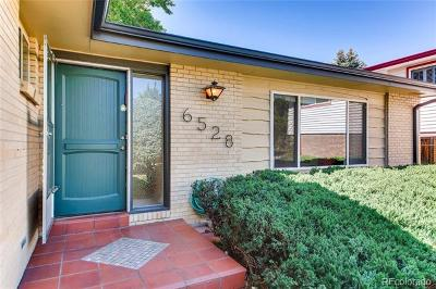 Denver Single Family Home Active: 6528 Mar Vista Place