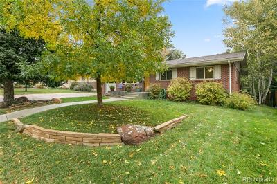 Boulder CO Single Family Home Active: $849,900