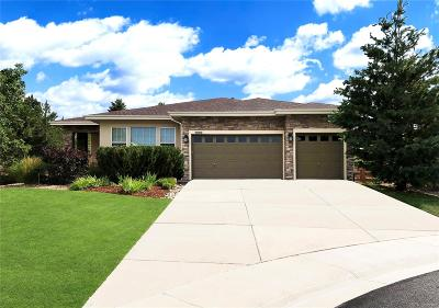 Pradera Single Family Home Under Contract: 5890 Bridle Path Lane