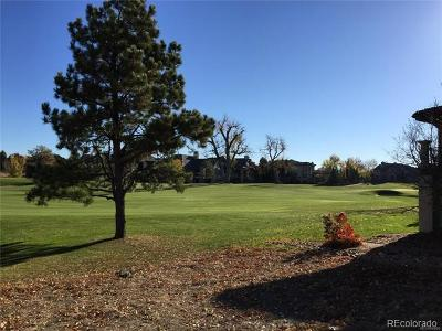 Cherry Creek Country Club Residential Lots & Land Active: 9079 East Harvard Avenue