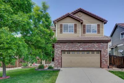 Meridian Single Family Home Under Contract: 10245 Nottingham Drive