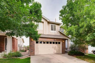 Denver Single Family Home Active: 3663 Dexter Street