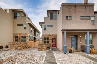 Castle Rock, Conifer, Cherry Hills Village, Greenwood Village, Englewood, Lakewood, Denver Condo/Townhouse Active: 3722 Jason Street