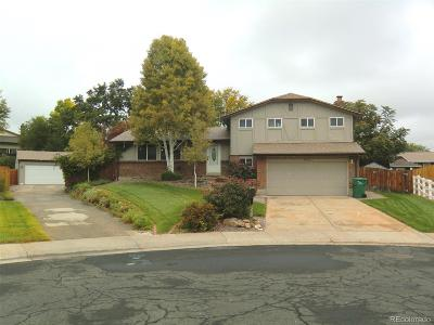 Arvada Single Family Home Active: 6551 West 73rd Avenue