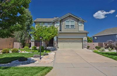 Pine Creek Single Family Home Under Contract: 4128 Purple Plum Way