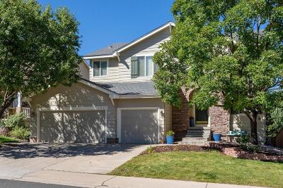 Highlands Ranch Single Family Home Under Contract: 10257 Lauren Court