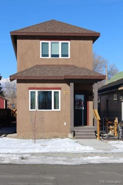 Salida Single Family Home Under Contract: 806 I Street
