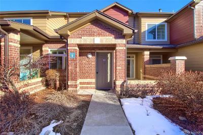 Highlands Ranch Condo/Townhouse Active: 6506 Silver Mesa Drive #B