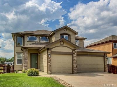Littleton Single Family Home Active: 6591 South Otis Way