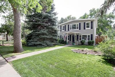 Boulder County Single Family Home Active: 725 Gay Street