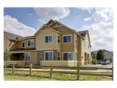 Castle Rock CO Condo/Townhouse Active: $278,900