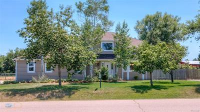Longmont Single Family Home Active: 6332 Ephesus Road