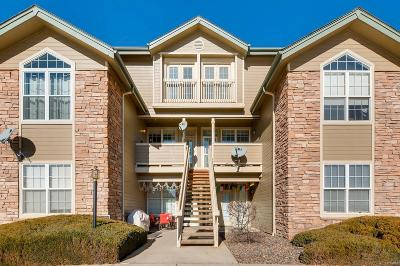 Arapahoe County Condo/Townhouse Under Contract: 2824 West Centennial Drive #H