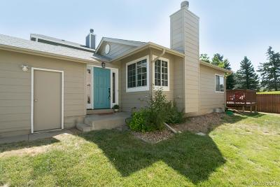 Highlands Ranch Single Family Home Active: 9555 Devon Court