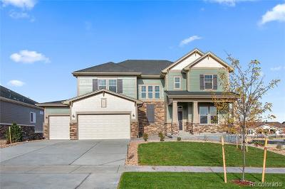 Aurora Single Family Home Active: 8615 South Zante Court