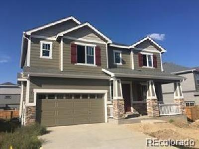 Commerce City Single Family Home Active: 16343 East 100th Way
