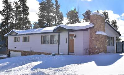 Leadville Single Family Home Under Contract: 1804 Ridgeview Drive