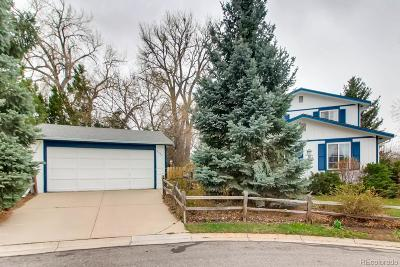 Westminster Single Family Home Under Contract: 9402 Otis Street