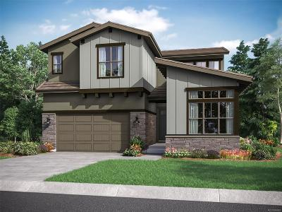 Highlands Ranch Single Family Home Under Contract: 10425 Maplebrook Way